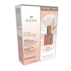 NUXE Prodigieuse boost gel cream 40ml PROMO PACK