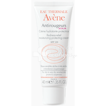 Avene Antirougeurs Jour Creme Riche SPF 20, 40ml