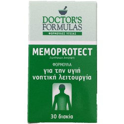 Doctor's Formula Memoprotect 30 δισκία