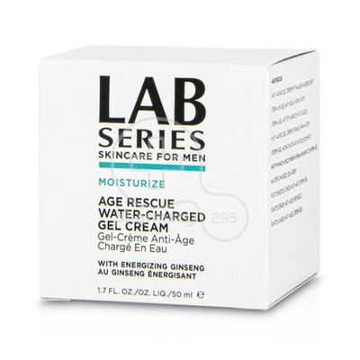 LAB SERIES - Age Rescue Water-Charged Gel Cream - 50ml