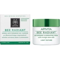 APIVITA BEE RADIANT CREAM LIGHT 50ML