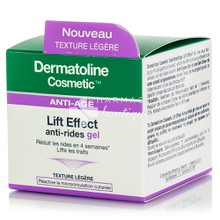 Dermatoline Lift Effect Anti-rides Gel - Αντιρυτιδικό Gel Προσώπου, 50ml