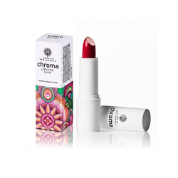 Garden Of Panthenols Chroma Lipstick Gloss G-0410 Ego Red 4gr