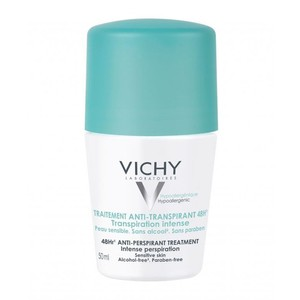 VICHY Deo anti-transpirant roll on 48H αποσμητική