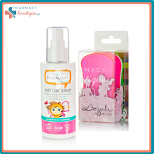 Pharmasept Pack Kid Care Soft Hair Lotion 150ml & Dessata Βούρτσα Μαλλιών Mini - Professional Detangling Brush, 1τμχ