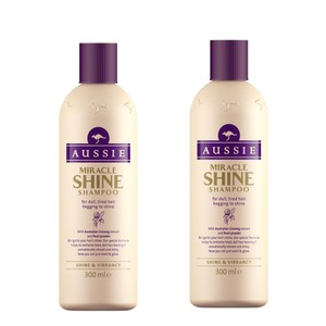 Aussie miracle shine shampoo 300ml1