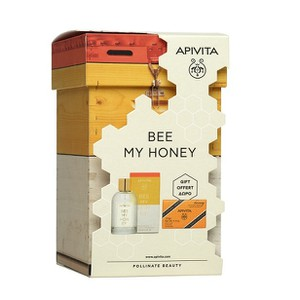 APIVITA Promo Pack Bee My Honey 100ml  & ΔΩΡΟ Σαπο