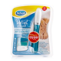 SCHOLL – VELVET SMOOTH Electronic Nail Care System
