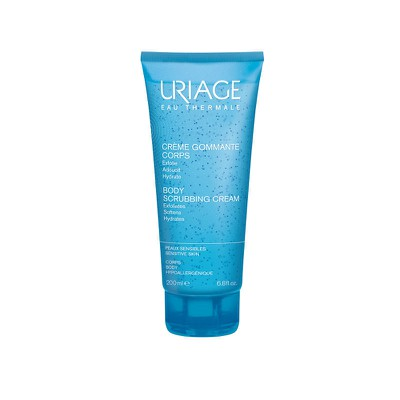 Uriage - Body Scrubbing Cream Sensitive Skin - 200ml
