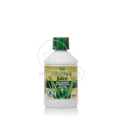 OPTIMA - ALOE VERA Juice Maximum Strength - 500ml