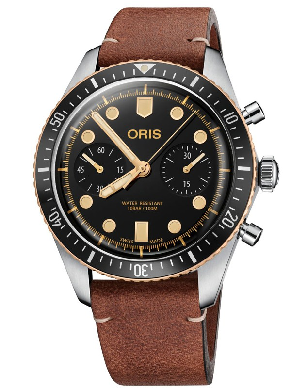 Divers Sixty-Five Chronograph Automatic