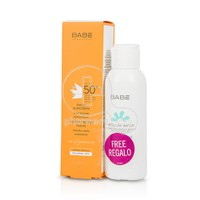 BABE - PROMO PACK Facial Sunscreen Light Texture SPF50+ - 50mlPN/S ΜΕ ΔΩΡΟ Micellar Water - 100ml