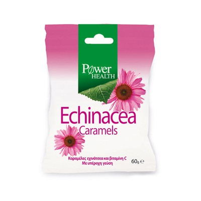 Power Health - Echinacea Caramels - 60 gr