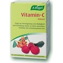 A.Vogel Vitamin-C Natural 40 ταμπλέτες