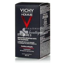 Vichy Homme Structrure S - Ρυτίδες & Σύσφιξη 40+, 50ml