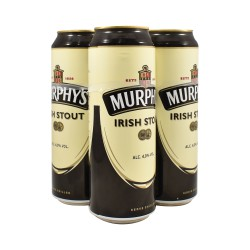 MURPHY'S IRISH STOUT ΜΠΥΡΑ ΚΟΥΤΙ 500 ml