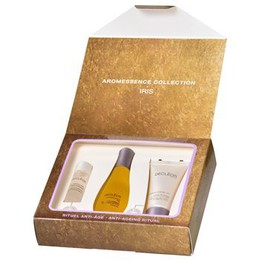 Decleor Aromessence Collection Iris Serum 15ml + Prolagene lift Creme 15ml + Nettouant 5ml Pour Femme + small gift.