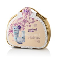 PANTHENOL EXTRA - GIFT FOR HER Face and Eye Cream (50ml) & Face and Eye Serum (30ml) ΜΕ ΔΩΡΟ Face Cleansing Gel (150ml)