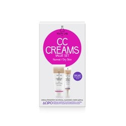 YOUTH LAB. CC Complete Cream SPF30 Normal/Dry 50ml & CC Complete Cream for Eyes 15ml