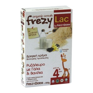 Frezylac 4m  rice flour and vanilla