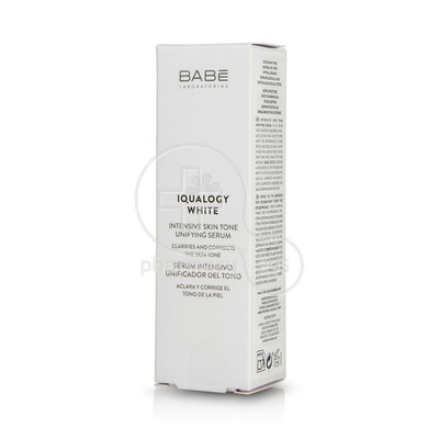 BABE - IQUALOGY White Intensive Skin Tone Unifying Serum - 30ml