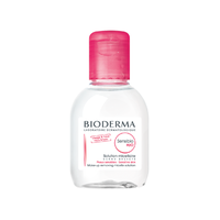 BIODERMA SENSIBIO H2O SOLUTION MICELLAIRE 100ML