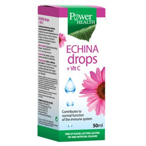 Power health echina drops