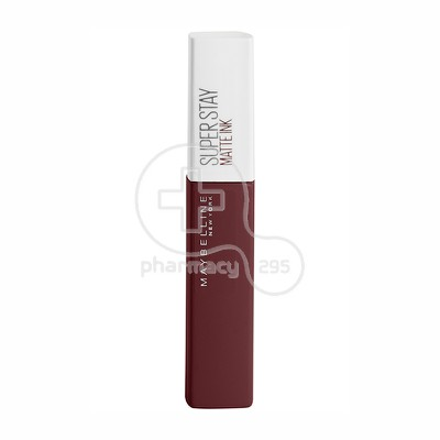 MAYBELLINE - SUPER STAY Matte Ink No112 (Composer)