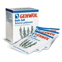 GEHWOL FOOT SALT BATH (10SACH X 25GR)