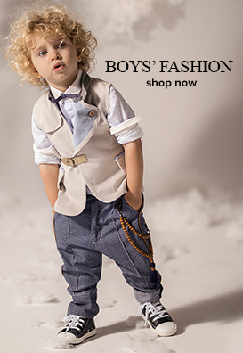 Boys fashion