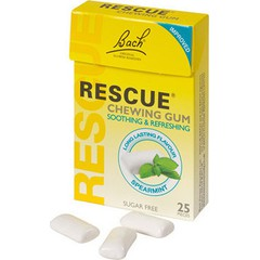 Power Health Bach Rescue Gum, 25 τεμάχια