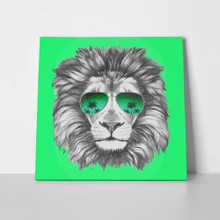 Lion with sunglasses 298074818 a