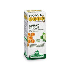 Specchiasol EPID Oral Spray Lime 15ml