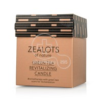 ZEALOTS OF NATURE - Candle Green Tea