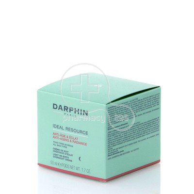 DARPHIN - IDEAL RESOURCE Light Re-Birth Overnight Cream - 50ml