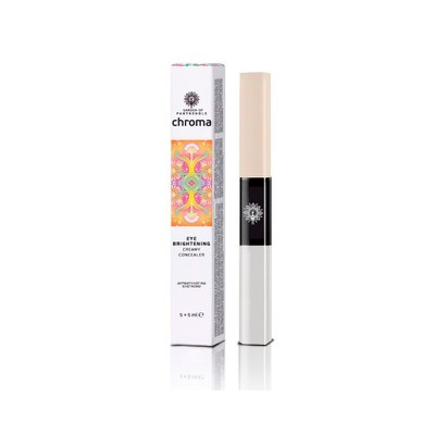 Garden Of Panthenols - Chroma Eye Brightening Creamy Concealer Νο 30 Nude - 5+5ml