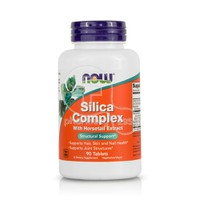 NOW - Silica Complex - 90tabs
