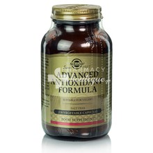 Solgar ADVANCED ANTIOXIDANT FORMULA, 120 veg. caps