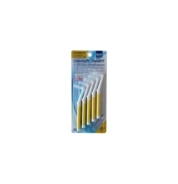 INTERMED ΜΕΣΟΔΟΝΤΙΑ INTERDENTAL BRUSH SSS 0.70MM