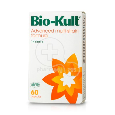 BIO-KULT - Advanced Multi Stain Formula - 60caps