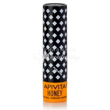 Apivita Lip Care Honey - Balm Χειλιών με Μέλι, 4.4gr