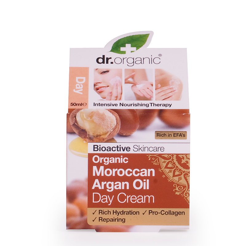 Organic Moroccan Argan Oil Day Cream
