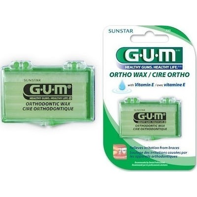 GUM ORTHODONTIC  WAX         723 WAX SUNSTAR