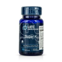 LIFE EXTENSION - Super K - 90softgels