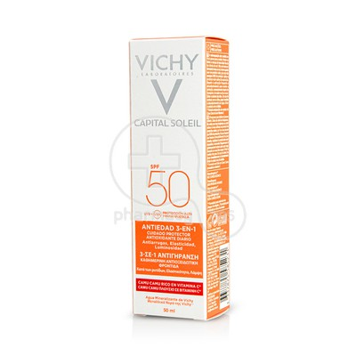 VICHY - CAPITAL SOLEIL Anti-Age SPF50 - 50ml