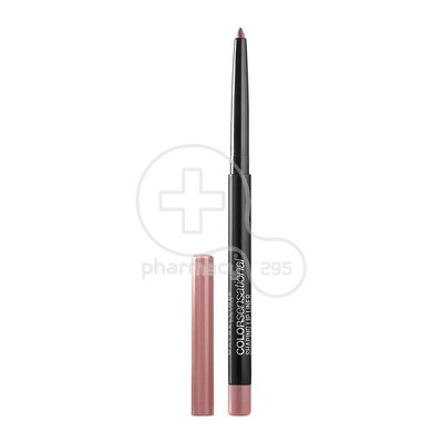 MAYBELLINE - COLOR SENSATIONAL Shaping Lip Liner - No50 (Dusty Rose) - 4,5gr