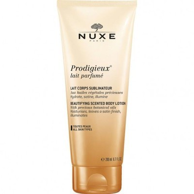 Nuxe - Prodigieux Body Lotion Αρωματικό Γαλάκτωμα Σώματος με Πέρλες - 200ml