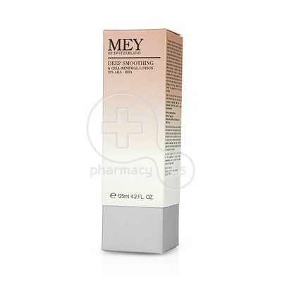 MEY - Deep Smoothing & Cell Renewal Lotion - 125ml
