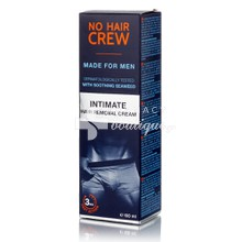 No Hair Crew Intimate Hair Removal Cream - Αποτρίχωση, 100ml