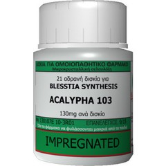 Blesstia Synthesis Acalypha 103 21 tabs